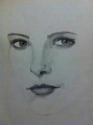 WIP Ashley Greene by Nattaxx