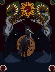 Ravenari Gift Art--Base Colors by Sonne-Spiritwind