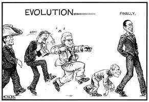 Presidential Evolution by Deep-Hurting
