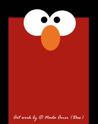Elmo by missykanga