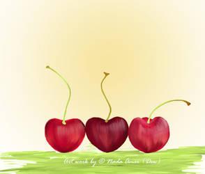 Cherries by missykanga