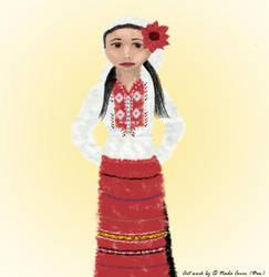 Bulgarian Girl by missykanga