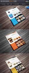 Multiuse Modern Product Flyer by Saptarang