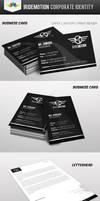 Iridemotion Corporate Identity by Saptarang