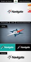 Navigate Logo Template by Saptarang