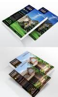Royal Real Estate Marketing Flyer by Saptarang
