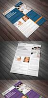Innovative Business Corporate Flyer by Saptarang