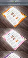 Spa Marketing Flyer by Saptarang