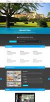 Palace Real Estate Landing Page Preview by Saptarang