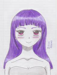 another random drawing :P by cronalove