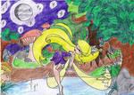 CE: Twilit Glen by SpinkellaSapphire