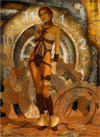 Time Keeper by subvirgins