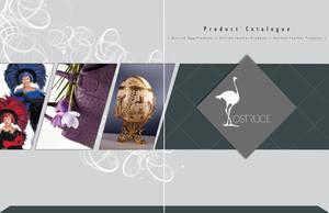 catalog Jacket, The Ostrich Company, grey by Durraj