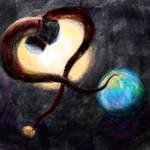 SETI and Love by BenJuarez