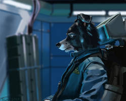 The Expanse - Jim Holden by swishchee