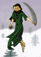 Hetastuck: Seer of Doom [Canada] by X-I-L2048
