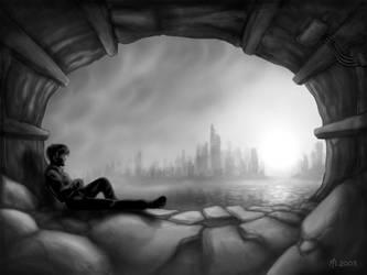 alone by da-Lunatic