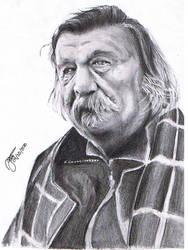 An Old man by ljaeddy