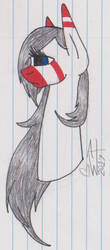 Nice Pone by Rosewood-Blaze