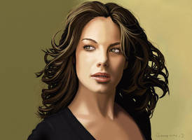 Michelle Monaghan by garrypfc