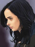 Jessica Jones by garrypfc