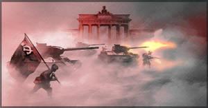 Battle in Berlin by BurroDiablo