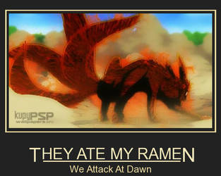 Ramen Thieves Must Die by KyuubiSpartan9