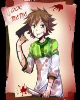 OOC Meme .:LAR:.- Kotaro by Hatsumoi