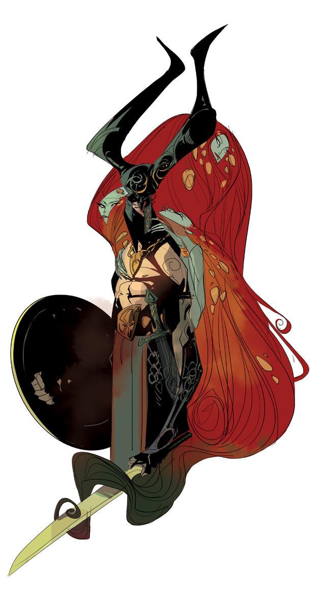 Warrior by EduardVisan
