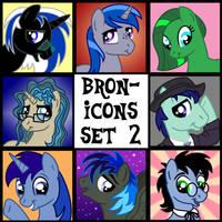 Bron-Icons 2 by Tim-Kangaroo
