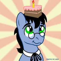 A Special Birthday Thank You... by Tim-Kangaroo