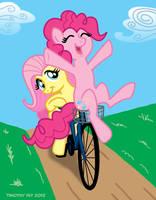 Bike Ride! by Tim-Kangaroo