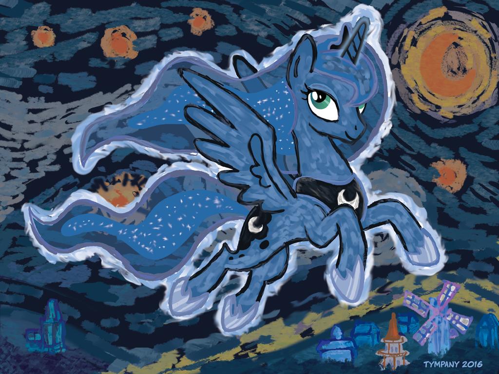 A Pony Night by Tim-Kangaroo