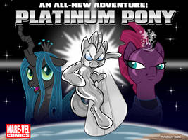PLATINUM PONY by Tim-Kangaroo