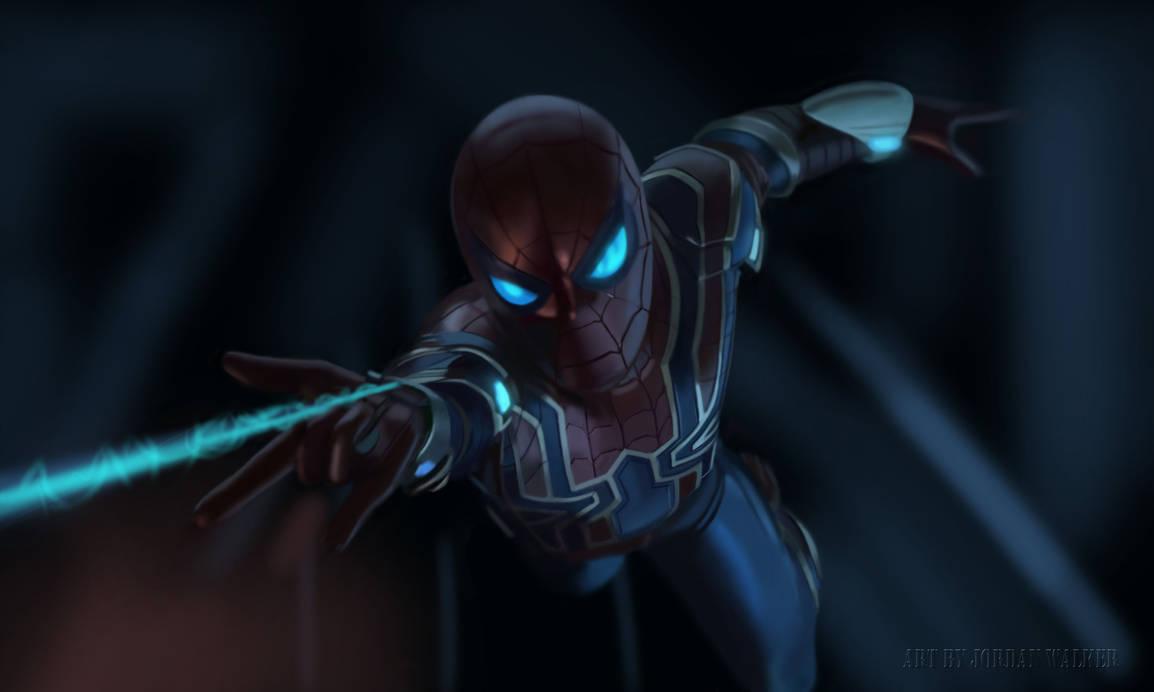 Iron-Spider by JMeecH