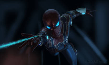 Iron-Spider by JMeecH