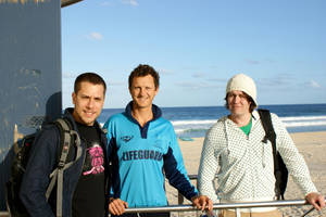 Bondi Beach Lifeguards by spyed