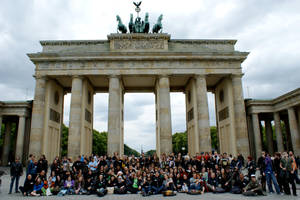 World Tour Berlin by spyed