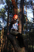 Triss Merigold (Witcher 2) by vrihedd1