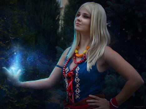 Keira Metz- The Witcher 3 Wild Hunt by vrihedd1