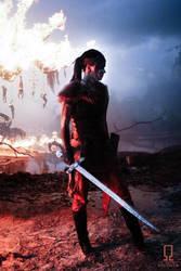 Senua - Hellblade Senua's Sacrifice by vrihedd1