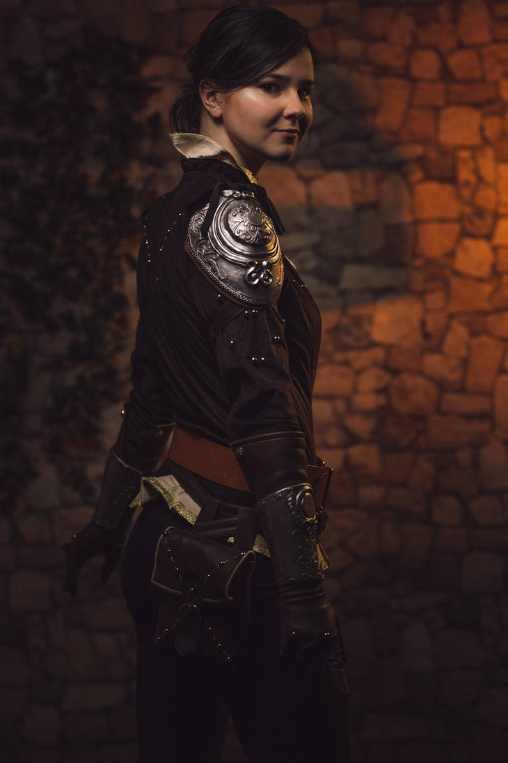 Syanna - The Witcher 3: Blood and Wine cosplay by vrihedd1