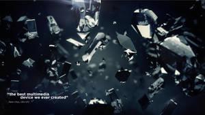 Making of HTC Sensation 2 by DVArtworks