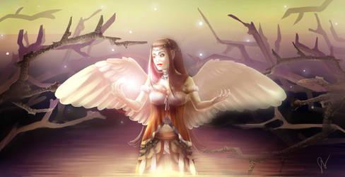 Phoenix by Himitsu4Schuu