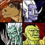 Wow forum avatars by bwaka