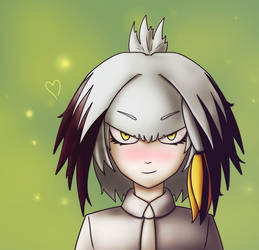 Shoebill by Elfenzorn