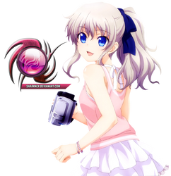 Charlotte - Tomori Nao render by sharknex