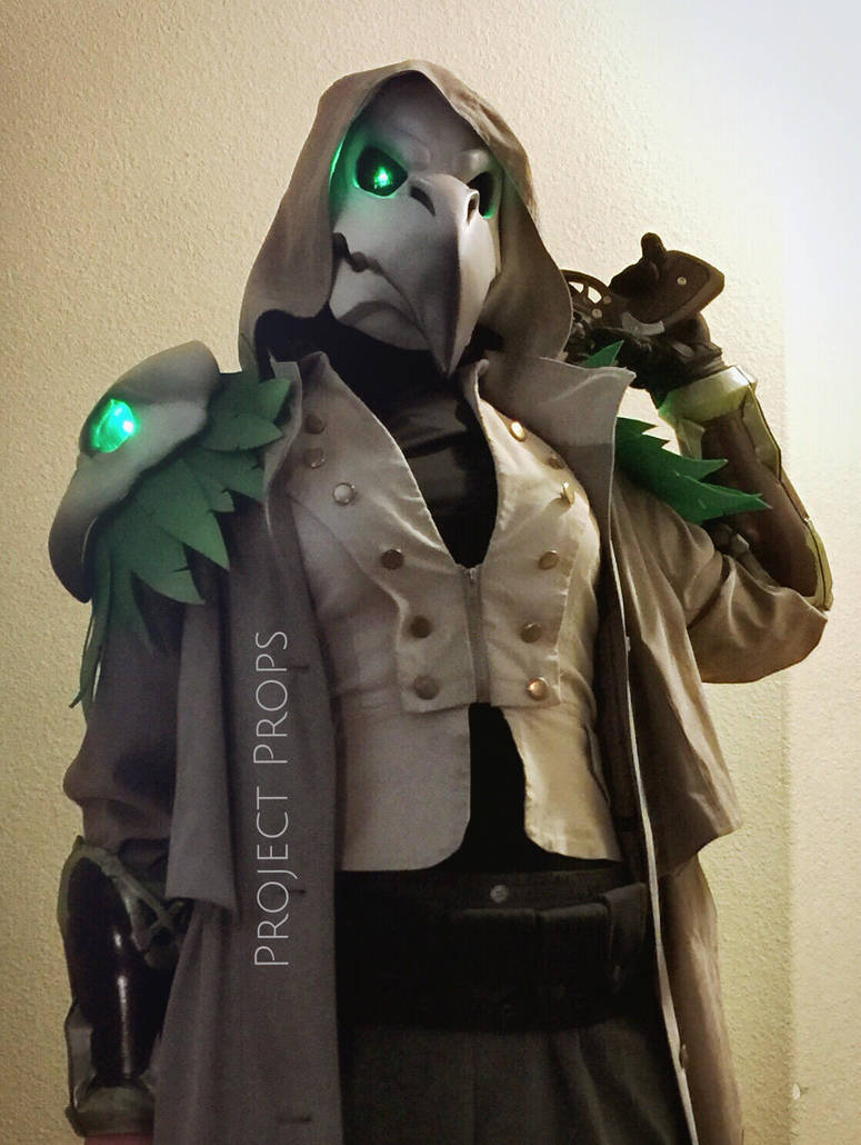 Wip Plague Doctor Reaper By Projectburt On Deviantart