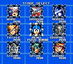 MMU2 (?/?!) Stage Select (my version) by KaizoZhang