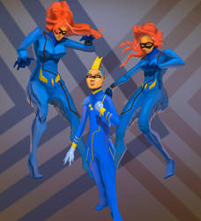 Heroes Copy by IrisRevolver